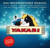 YAKARI MUSICAL / CD